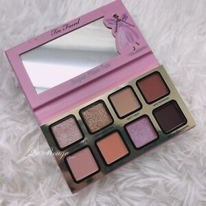 Too Faced Sugar Plum Fun EyeShadow Palette Limited Edition NEW unboxed