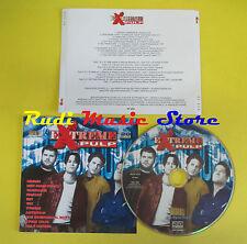 CD EXTREME PULP compilation PROMO 98 SENSER VEX YVONNE EH? (C2*)no lp mc dvd vhs