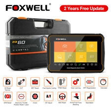 Foxwell GT60 ABS TPMS SRS DPF Oil Coding OBD2 All System Auto Diagnostic Scanner