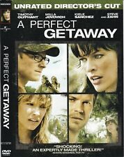 A Perfect Getaway (DVD, 2009, Widescreen) Timothy Olyphant