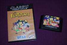 THE FLINTSTONES Classic - Taito - Jeu Action Plate-Forme Mega Drive PAL