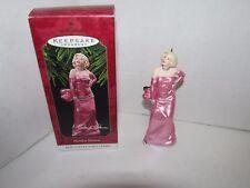 Marilyn Monroe Hallmark Ornament 1997