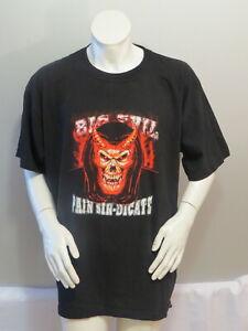 WWE Ruthless Agression Shirt - Undertaker Big Evil Syndicate - Men's 2XL