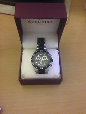 Accurist Mens Watch (needs a battery)