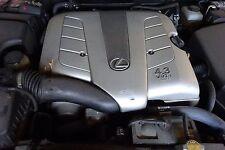 ENGINE 2001 LEXUS LS430 4.3L MOTOR WITH 60,328 MILES