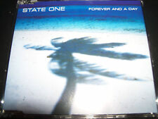 State One Forever And A Day Australian Remixes CD Single – New