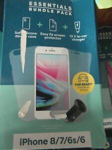 Essentials bundle-Apple iphone 6,6s,7,8