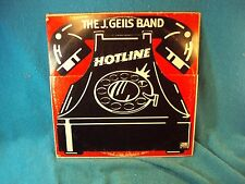 Vtg 33 RPM LP Record Cover Wall Art The J Geils Band 1975 TELEPHONE Atlantic
