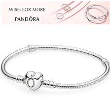 PANDORA Herz Armband 590719 Silber + Pandora Geschenkbox