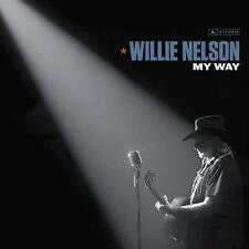 Willie Nelson - My Way [CD] Sent Sameday*