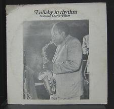 Charlie Parker - Lullaby In Rhythm LP VG+ ZL-1001 UK Test Press Vinyl Record