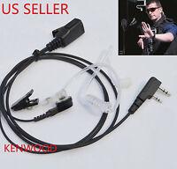 Secret Service Acoustic Tube Headset for Kenwood Baofeng Retevis Hytera Wouxun