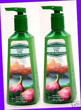 2 Bath & Body Works CITRUS FIG Antibacterial Deep Cleansing Hand Soap