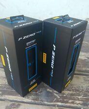 New Black Pirelli Pzero Velo 4S  700x25c Road Bike Tire Set