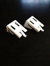 1-Pair Roller Shade Cassete Headrail Bracket Bali Levolor Comfortex Springs