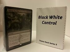 MTG Standard & Theme Decks - Black White Control Magic the Gathering