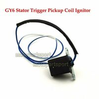 Scooter Stator Trigger Pickup Coil Ignitor GY6 50cc 125 150cc Moped Go Kart ATV