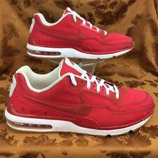 lowest price 0db4d 28e62 rare NIKE AIR MAX LTD 3 TXT Gym Red White Gum Textile DENIM 746379-612