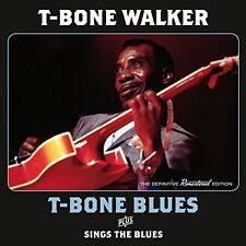 T-Bone Walker - T-Bone Blues / Sings the Blues [New CD] Spain - Import