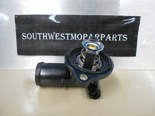 2011-17 CHALLENGER CHARGER 300 3.6L THERMOSTAT W/ HOUSING OEM# 5184977AE