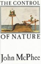 The Control of Nature - John McPhee (Hardcover)