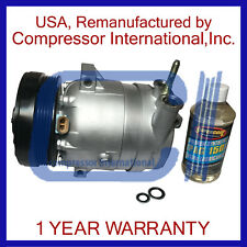 2009-2011 Aveo 1.6L,2009-2011 Aveo5 1.6L,2009-2010 G3 1.6L Reman A/C Compressor