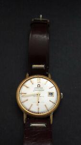 Omega Seamaster Gold Herren Uhr