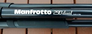 MANFROTTO 290 DUAL TRIPOD NEAR BRAND NEW