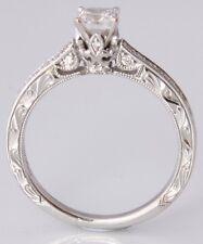 Neil Lane 14ct White Gold Diamond Ring. 0.66ct. Engagement. Size UK N 1/2 US 7