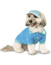 Light Blue Tennis Golf Spring Easter Polo Pet Dog Cat Shirt XS NEW