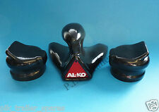 FREE P&P* GENUINE ALKO Extended Neck Towball Cover & 2 x Socket Covers  #TR