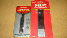 CTA NO.A329  7 WIRE SPARK PLUG GAGE/GAP TOOL W/ UNIVERSAL SPARK PLUG BOOT PULLER