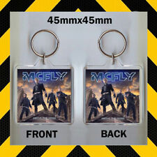 McFly - ABOVE THE NOISE - CD COVER KEYRING