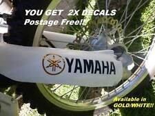 YZ450F WR450F WR250 YZ250 GRAPHICS STICKERS