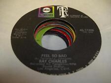 Soul 45 RAY CHARLES Feel So Bad on ABC