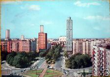1962 MILANO Piazza della Repubblica e Grattacieli