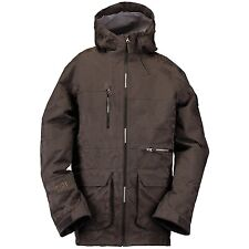 RIDE LINCOLN SHELL SNOWBOARD JACKET NWT - WATERPROOF - MENS LARGE  $349