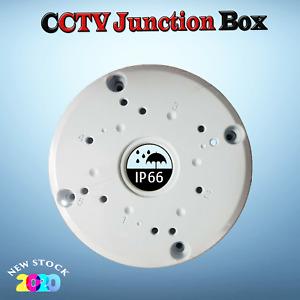 CCTV Camera Metal Junction Box Universal Compatible Different Cameras  IP66 UK