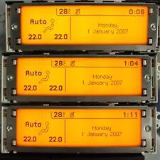 Peugeot 207,307,407,308 & Citroen C2,C3,C4,C5,C8 Multifunction Display screen
