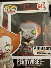 Funko Pop Pennywise The Clown It Severed Arm Amazon Exclusive New