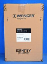 Wenger Identity Carry On Spinner 8-Wheel Expandable U.S. Cabin Upright