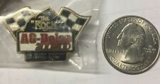 "N.C. Speedway ""The Rock"" Rockingham. AC-Delco 200/400 10/23/94 Nascar Pin"