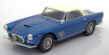 1957 Maserati 3500 GT Touring Blue Metallic by BoS Models LE of 1000 1/18 New!