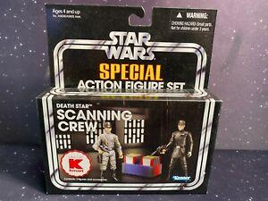 2012 Star Wars Vintage Collection K-Mart Exclusive Death Star Scanning Crew