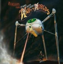 Highlights From Jeff Wayne's War of The Worlds CD Album