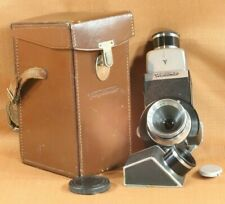 VOIGTLANDER PROMINENT TELOMAR F5.5/100mm in CASE COMPLETE! Excellent Condition!!