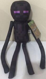 Brand New Minecraft Plush Enderman Soft Toy Doll 35cm