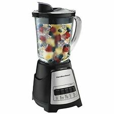 Hamilton Beach Power Elite Multi-Function Blender with Glass Jar 58148A