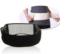 Nice Magnetic Heat Waist Belt Brace Lower Back Therapy Support Pain Relief N2