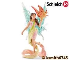 Schleich FEMAJA & BUTTERFLY Bayala fairy plastic toy animal elf * NEW 💥